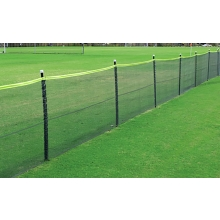 Enduro Mesh 50' Portable Temporary Outfield Fence Package