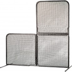 Easton 7' x 7' Collapsible Pitching L Screen, A162711