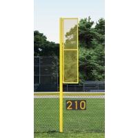 Jaypro BBSBFP-12 12'H Economy Baseball Foul Poles (pair)