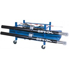 Jaypro Compact Volleyball Equipment Carrier, EC-500