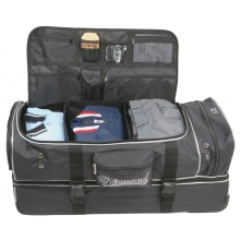 "Diamond Deluxe Pro Umpire Gear Bag, 33""Lx15""Wx16""H"