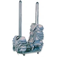 Jaypro 40 Shoulder Pad Football Stackmaster Cart, SP-2 S