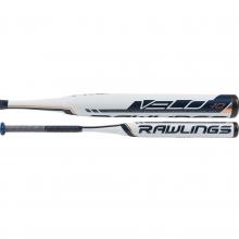 2019 Rawlings Velo -10 Composite Fastpitch Softball Bat, FP9V10