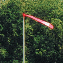 Fisher Football Goal Post Wind Streamer, WS3