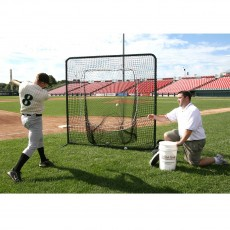 ProMounds Premium Batting Sock Frame & Net, 7' x 7'