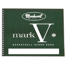 Mark V Official Basketball Scorebook