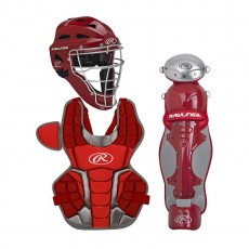 Rawlings Renegade 2.0 INTERMEDIATE Catcher's Gear Set