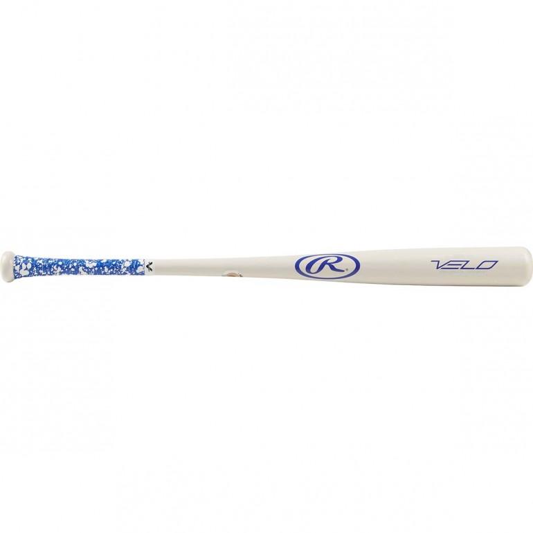 2019 Rawlings Velo Birch Wood Baseball Bat, 110RBV