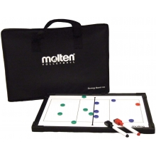 Molten Magnetic Volleyball Dry Erase Coaching Board