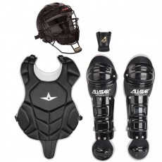 All Star TEE BALL League Series NOCSAE Catcher's Gear Kit