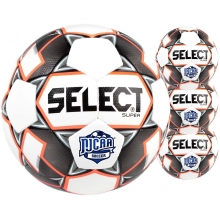 Select 4pk Super NJCAA Match Soccer Ball Package
