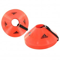 Adidas 10/pk Soccer II Field Cones