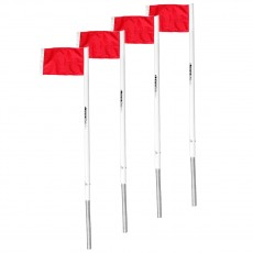 Kwik Goal International Soccer Corner Flags, set of 4, 6B701