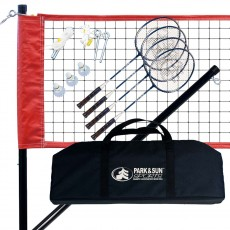 Park & Sun Outdoor Badminton Sport Set