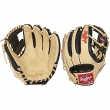 "Rawlings 11.5"" Heart Of The Hide Infield Baseball Glove, PRO314-2CB"