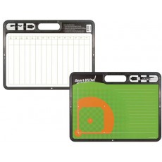 Sport Write Pro BASEBALL / SOFTBALL Diamond Coaching Board