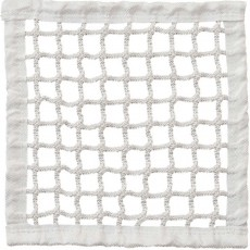 Champion 7mm Lacrosse Nets, White, Pair