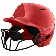 Evoshield XVT Batting Helmet w/ Softball Facemask