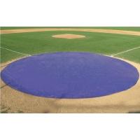FieldSaver 26' diameter Home Plate Cover, VINYL