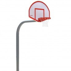 "Porter 5' Extension, 4-1/2"" diam. Basketball Hoop"