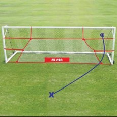 Soccer Innovations 500 PK PRO Snipers Soccer Target Training Net