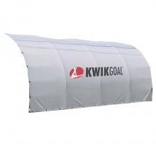 Kwik Goal Rear Panel Logo for Club Shelter
