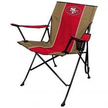 San Francisco 49ers NFL Tailgate Chair