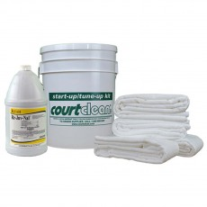 Court Clean Wrestlng Mat Cleaner Start Up Kit