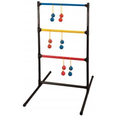 Champion Ladder Ball Toss Game Set
