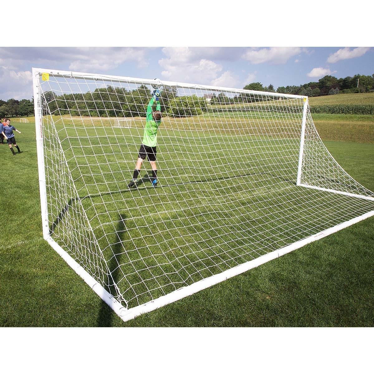0a7111b8b Kwik Goal 6.5'x12' Academy Soccer Goal, 2B5003 - A12-540