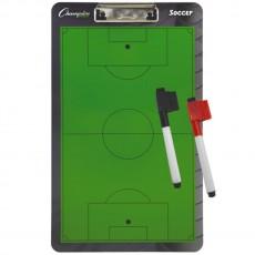 Champion Soccer Dry-Erase Coaching Board, SCBOARD