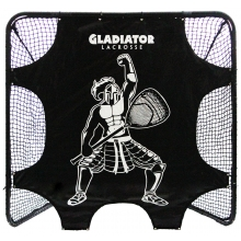 Gladiator Lacrosse Goal Target Shooter, Beginner/Intermediate Level