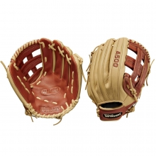 """Wilson 12"""" A500 Youth All Positions Baseball Glove, WBW10015512"""