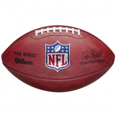 Wilson The Duke Official NFL Football