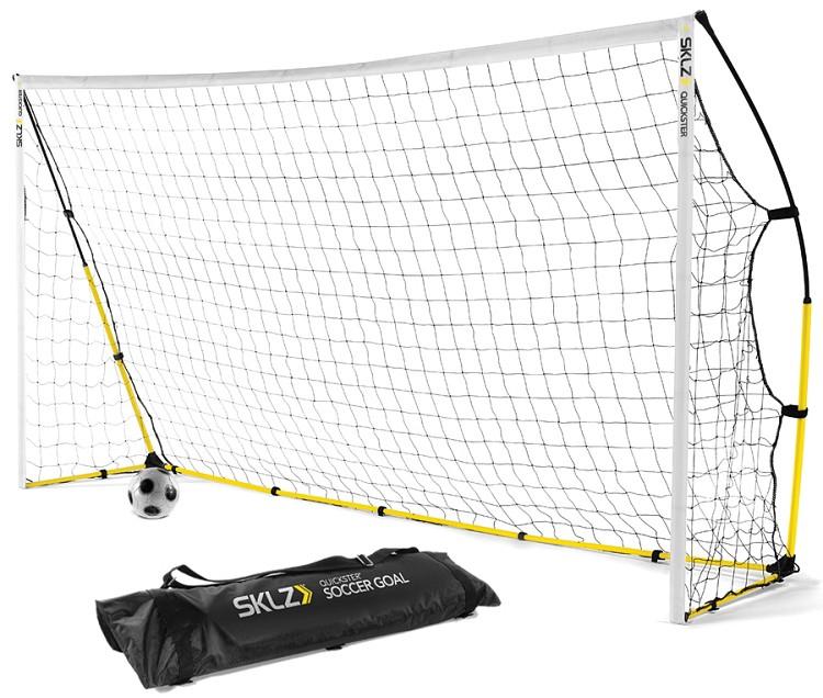 sklz quickster pop up soccer goal 12 39 x 6 39. Black Bedroom Furniture Sets. Home Design Ideas