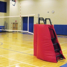 First Team Horizon Complete-ST Portable Volleyball Net System