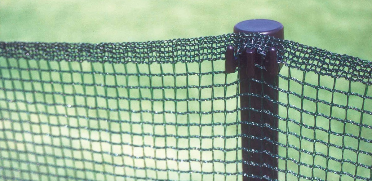 150 Portable Temporary Mesh Outfield Fencing W Ground