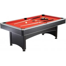 Carmelli Maverick 7' Pool Table w/ Table Tennis Top