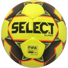 Select Super FIFA Yellow Soccer Ball