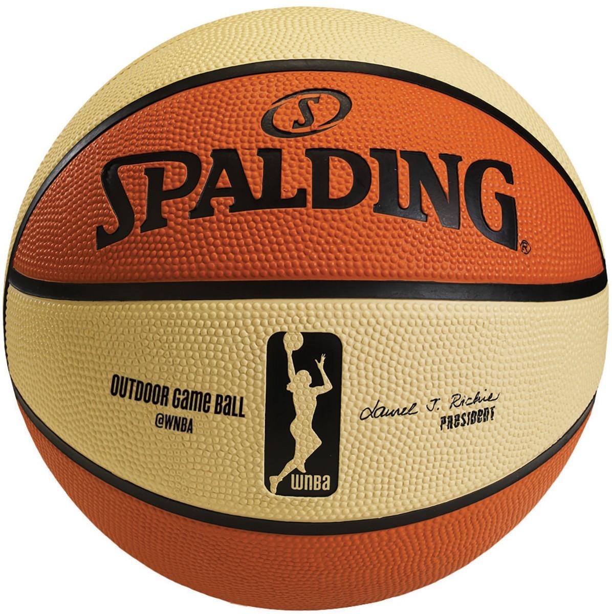 Spalding Wnba Replica 28 5 Quot Outdoor Basketball A55 906