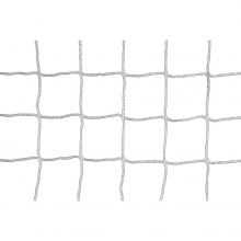 Kwik Goal 4.5'x9'x2'x5', 3mm Soccer Net, White