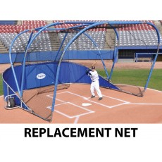 Jaypro REPLACEMENT NET for Big League Batting Cage (BLN-13)