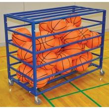 Jaypro Totemaster Atlas Ball Locker Cart, BBABL-1