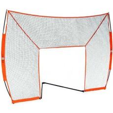 BOWNET 12'Wx9'H BowHALO Lacrosse Goal Halo Net