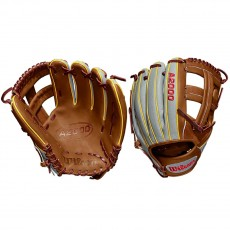 "Wilson 11.75"" A2000 Pedroia Fit Infield Baseball Glove, WTA20RB19DP15GM"