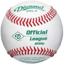 Diamond DOL-A NFHS Baseballs