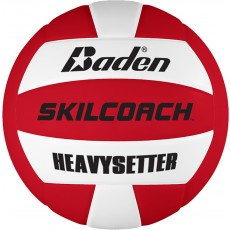 Baden VXT4 Skilcoach Heavysetter Training Volleyball, 17oz