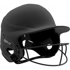 Rip-It XL Vision Pro MATTE Fastpitch Softball Batting Helmet, VISX-M