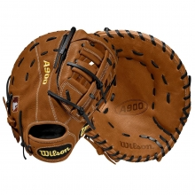 "Wilson 12"" A900 First Base Mitt, WTA09RB20BM12"
