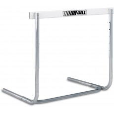 "Gill 403 41"" High School Rocker Style Track Hurdle"